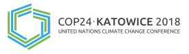 UNFCCC COP 24   5.-16.11.2018 @Katowice, Poland