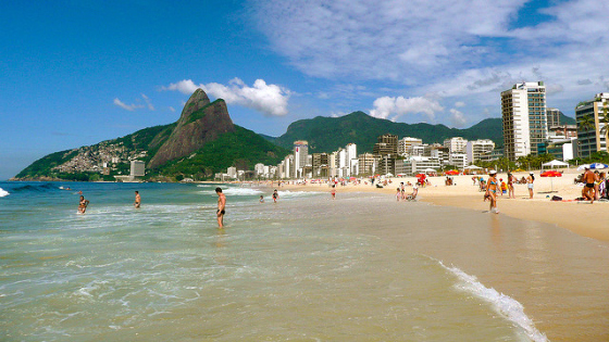 Comment: Visitor pressure – How climate change could stall Brazil's tourism growth