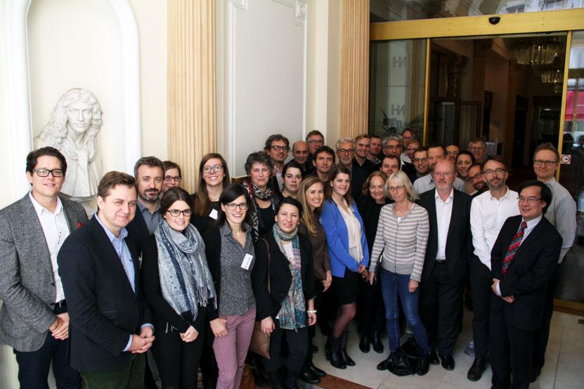 EU-MACS and MARCO kicked off in Paris